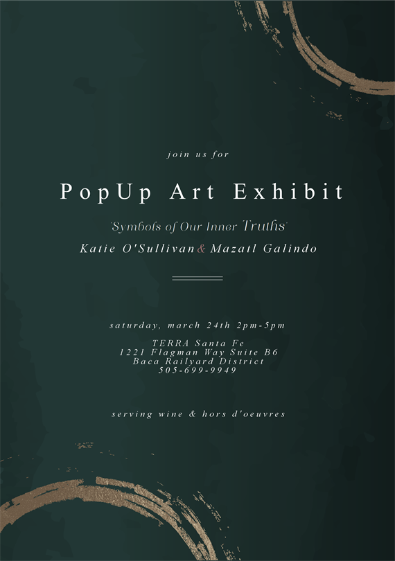 BACA POP UP ART EXHIBIT @ Terra Santa Fe | Santa Fe | New Mexico | United States