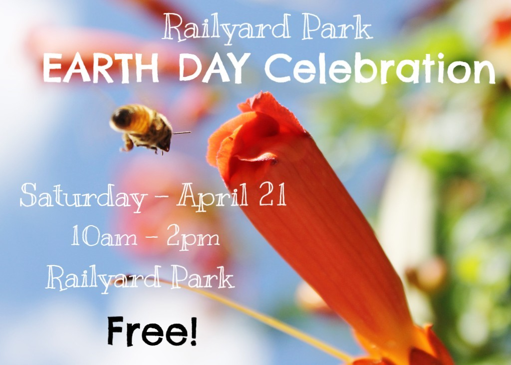 RAILYARD PARK EARTHDAY CELEBRATION @ Railyard Park | Santa Fe | New Mexico | United States