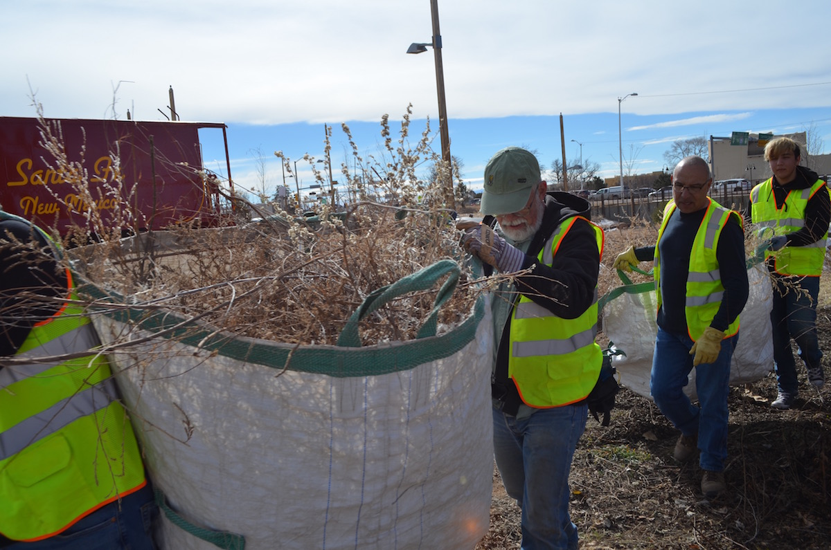 GREAT ACEQUIA CLEANUP @ Railyard Park Community Room   Santa Fe   New Mexico   United States
