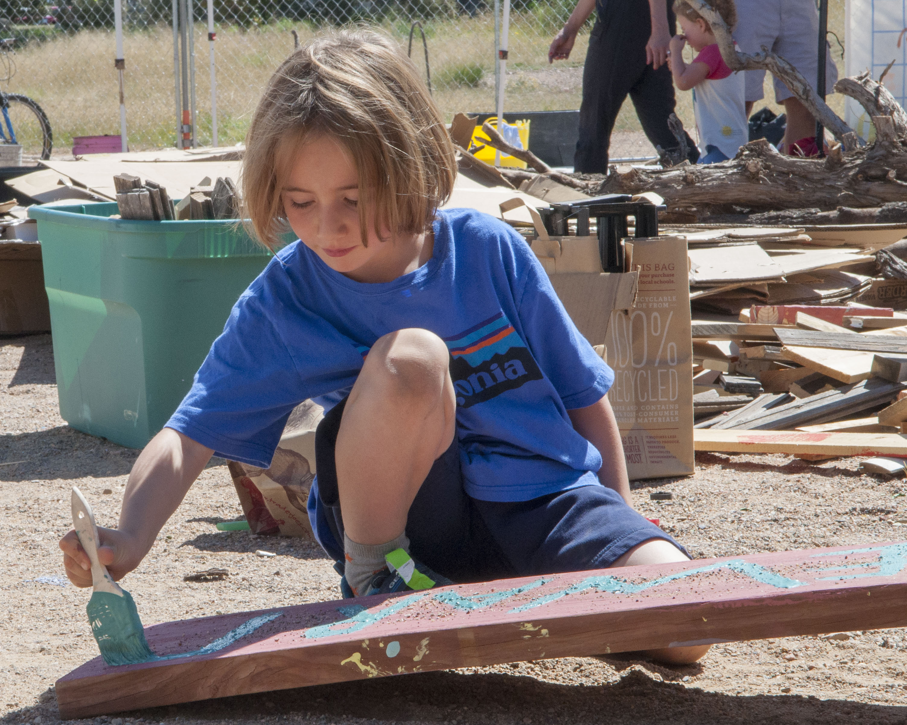 POP-UP PLAYGROUND & KID CONCERT @ Railyard Park | Santa Fe | New Mexico | United States