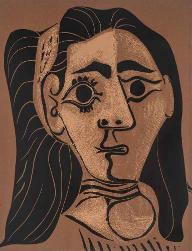 PABLO PICASSO: FIGURES OF PICASSO: IMPORTANT ORIGINAL PRINTS @ LewAllen Galleries | Santa Fe | New Mexico | United States
