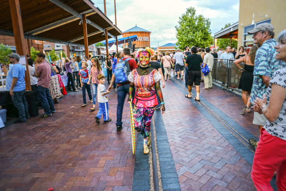 BEST OF SANTA FE PARTY @ Railyard Plaza | Santa Fe | New Mexico | United States