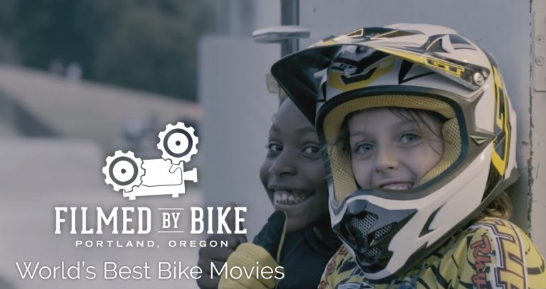 "BIKE MOVIE: ""BIKE LOVE""! @ Violet Crown Cinema 