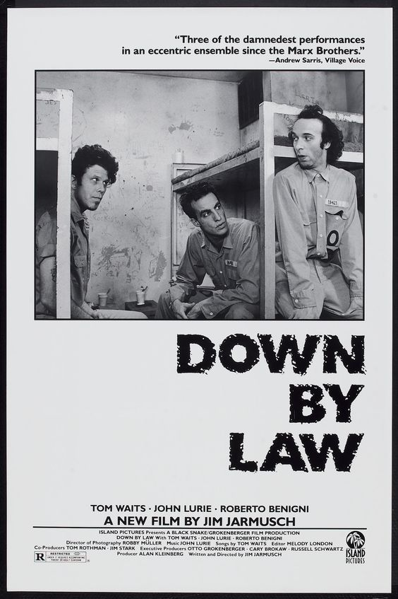 """DOWN BY LAW"": AUTEURS SPOTLIGHT AT VIOLET CROWN @ Violet Crown Cinema 