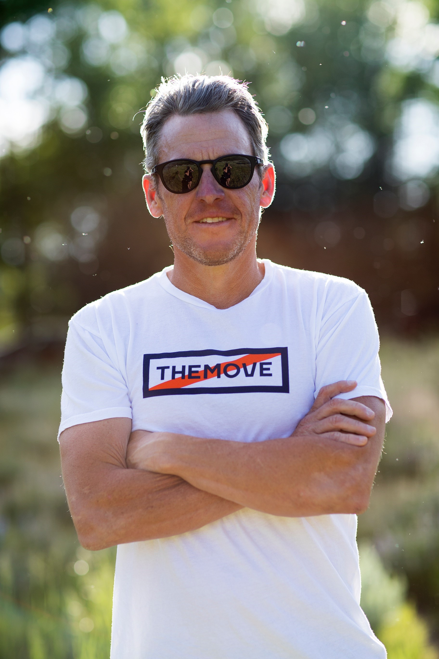"""LANCE ARMSTRONG """"THE MOVE"""" @ Violet Crown Cinema 