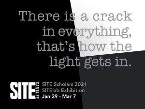 SITE Scholars Exhibition @ SITE Santa Fe