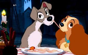 """SUMMER MOVIE SERIES/""""Lady & The Tramp″ BRING YOUR DOG TO THE MOVIE NIGHT @ Railyard Park"""